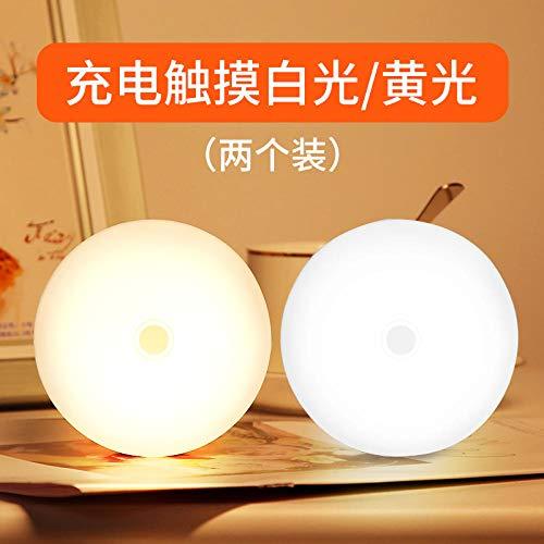 Verlichting met energiebesparende indicator voor het bed, zonder stopcontact.