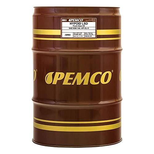 Pemco 1 x 10L Hypoid LSD 85W-140 GL-5 LS/Limited Slip LKW Getriebeoel