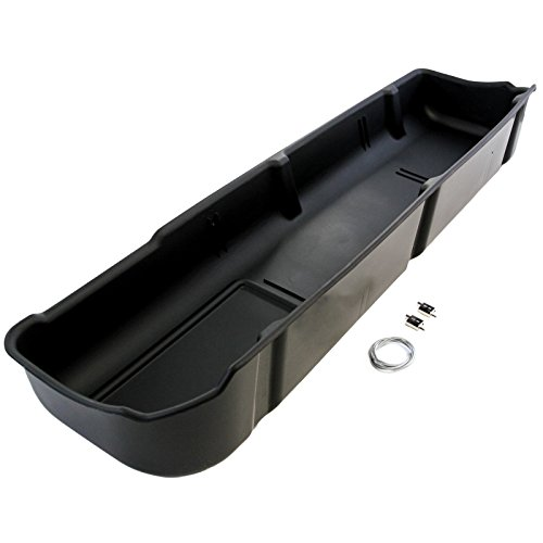 Red Hound Auto Under Seat Storage Box Compatible with F150 Ford F-150 SuperCrew Crew Cab 2009-2014 Underseat System (Only fits SuperCrew Cab, Will not fit Vehicles with OEM subwoofers)