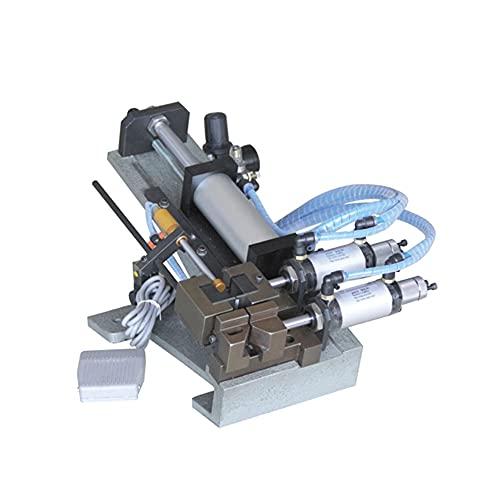 JUNYYANG Saldatrice SR-305 Pneumatic Wire Stripping Machine Cable Stripper Machine 5mm