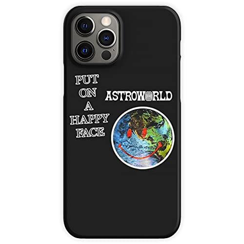 Drake Lyrics Rap World Michael Scott Astroworld Travis Astro - Unique Design Snap Phone Case Cover for iPhone 12 & iPhone 11 & All of Other Phones - Customize