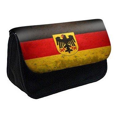 Youdesign - Trousse à Crayons/ Maquillage drapeau Allemagne ref 333 - Ref: 333