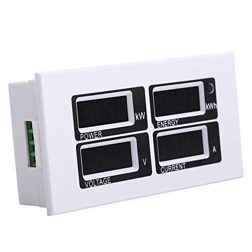 Duokon Led voltímetro amperímetro AC Led Pantalla de Tubo Digital Led probador...