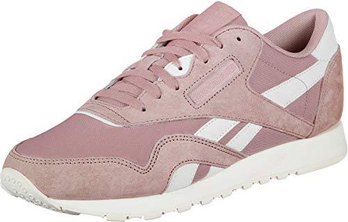 Reebok Classic Leather Nylon W Schuhe Rose/pink