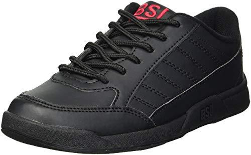 BSI Boy's Basic #533 Bowling Shoes, Black, Size 5.0