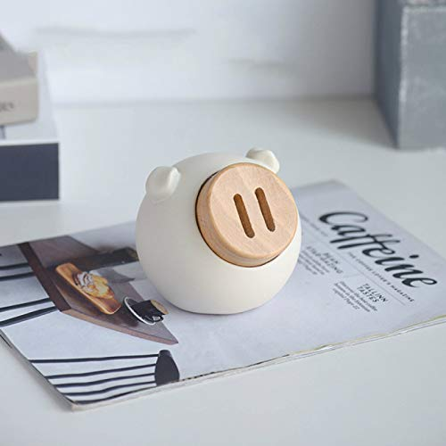 SYXLNNYYZM Piggy Bank Coins Storage Box Kids Toys Birthday Gift Home Decor Money Saving Boxes