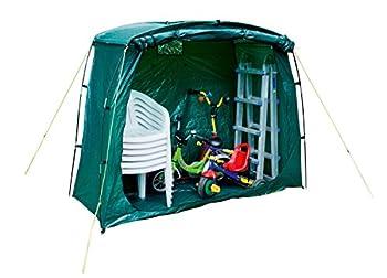 Happy People 79260 Tente de Protection/Garage pour vélo Vert