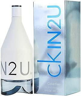 CK IN2U by Ca vin K ein For Men EDT Spray 5 OZ.