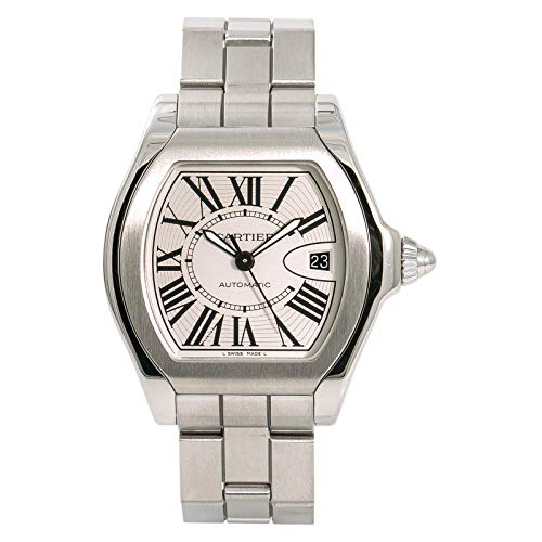 Cartier Roadster Automatic-self-Wind Male Watch W6206017 (Certified Pre-Owned)