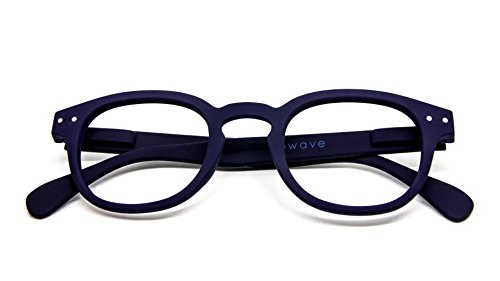 nowave gafas presbicia. azul claro / azul azul oscuro 1.50