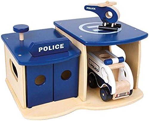 hasta un 70% de descuento Small foot foot foot company - Legler Polizeistation  40% de descuento