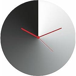 Alessi ACO05 Arris Wall Clock, 30.00 x 30.00 x 4.00 cm, Silver