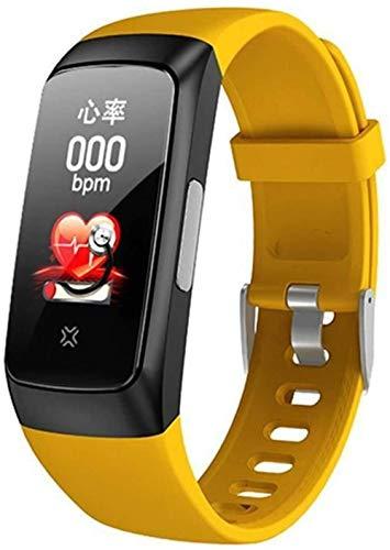Reloj Deportivo Inteligente Presión Arterial Ritmo Cardíaco Sueño Temperatura Ejercicio Podómetro Inteligente Bluetooth Monitoreo del