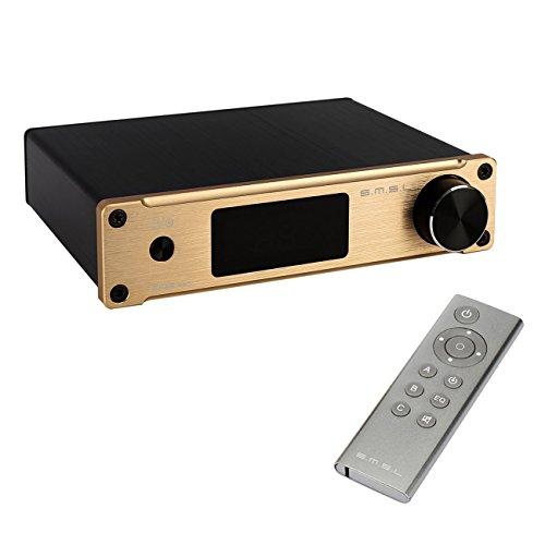 SMSL Q5Pro amplificatore digitale Gold