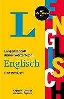 Langenscheidt Abitur-Woerterbuch Englisch Klausurausgabe: Englisch-Deutsch / Deutsch-Englisch - mit Woerterbuch-App