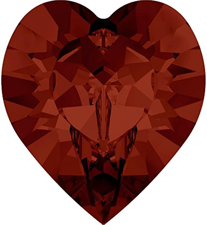 Swarovski Crystals 1119080 Fancy Stones 4884 MM 15,4X 14,0 CRYSTAL RED MAGMA F, 72 Pieces