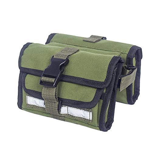 Bicycle Bag, Large-Capacity Tool Bag, Mountain Bike Storage Bag, Multi-Function, Car Portable, Outdoor Riding Equipment