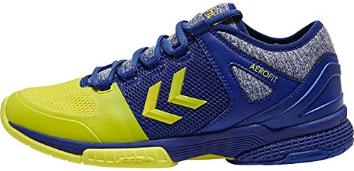 Hummel Herren Aerocharge Hb200 Speed 3.0 Handballschuhe, True Blue, 48.5 EU