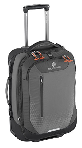 Eagle Creek Expanse Carry-on 22 Inch Luggage, Stone Grey, One Size