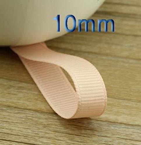 (1 meter prijs) 10 mm hoge rib riem 22 kleur linten DIY handgemaakte accessoires groothandel kant stof, 4