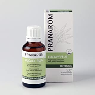プラナロム ( PRANAROM ) ルームコロン 胸一杯のフレッシュエア ユーカリプラス 30ml 02590 エアフレッシュナー ( 芳香剤 )