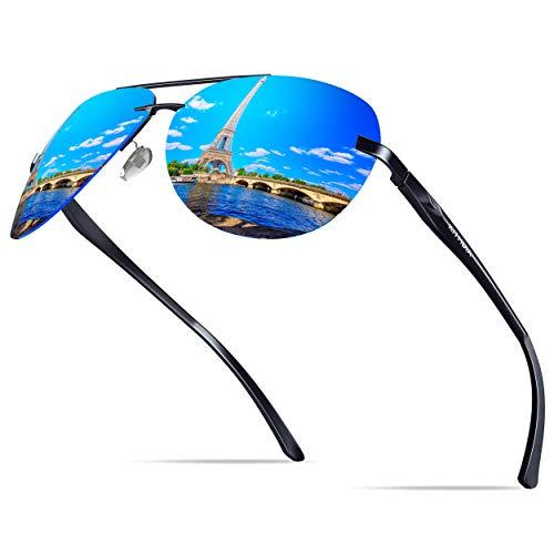 KITHDIA Herren Premium Polarized Sonnenbrillen S143