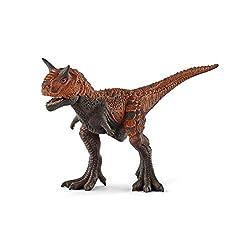 7. Schleich Dinosaurs Carnotaurus Educational Figurine