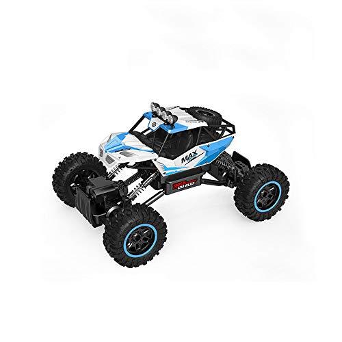 Poooc El coche teledirigido,  1/14 de monstruo del camino RC coches de competición de alta velocidad eléctrico Vehículo de juguete aficionado Grado de camiones de 2, 4 GHz de radio control eléctrico Bug