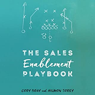 The Sales Enablement Playbook cover art