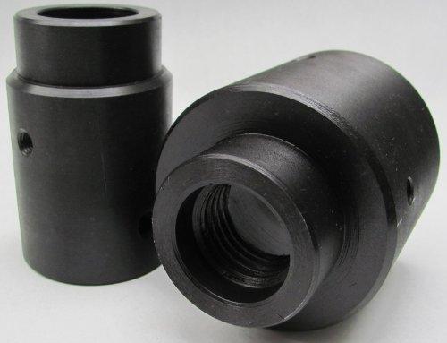 Spundfutter Einschlagfutter 40 o. 60 mm M33 M 33 Drechsel Drechseln Drechselbank, Durchmesser:40 mm