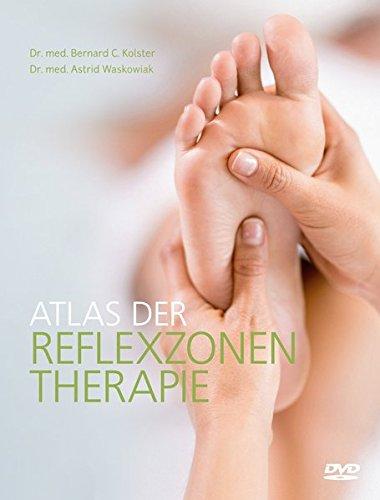 Atlas der Reflexzonentherapie (inkl. DVD)