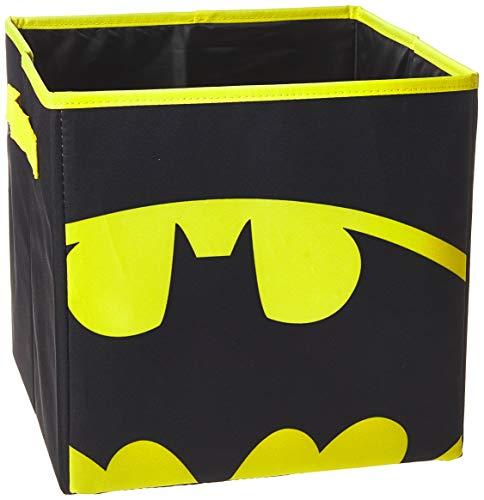 Everything Mary DC Comics Batman Boîte de Rangement–Boîte Pliable pour Maison/Jouets