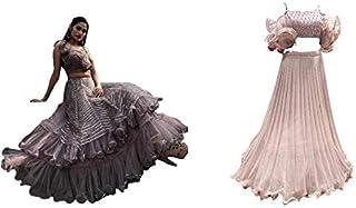 Jai Women Casual Designer Dress Color_Grey&Pink_Pack of 2_J36