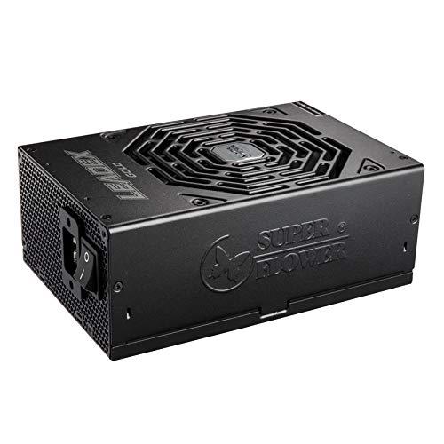 Super Flower 1600Watt Leadex Modular ATX Netzteil 80Plus Gold Zertifiziert