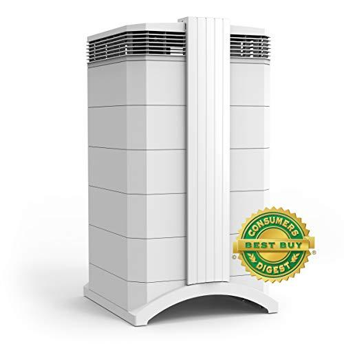 IQAir [HealthPro Plus Air Purifier] Medical-Grade Air [HyperHEPA...