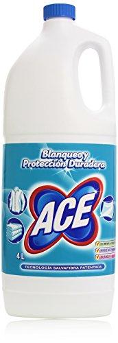 ACE lejía (ropa y hogar) 4 litros