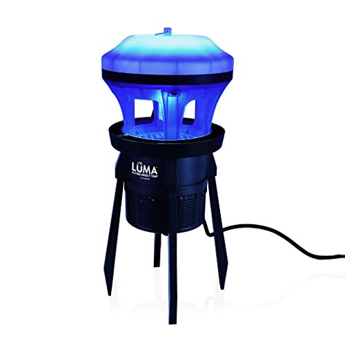 Catchmaster Luma Electric Indoor / Outdoor UV Light Flying Insect, Mosquito, Beetle, Moth, and Gnat Trap