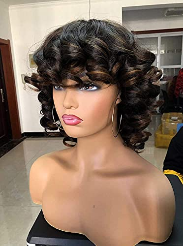 Afro hair wigs for black women _image3
