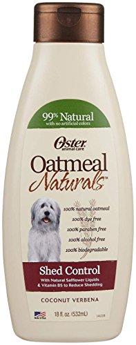 Oster Oatmeal Essentials Shampoo, 18-Ounce,...