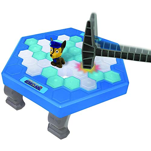 Paw Patrol Drop Chase Board Game, Multicolor