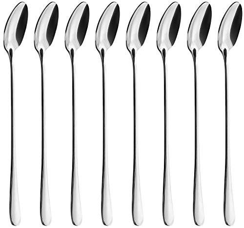 Long Handle Spoon, MCIRCO Stainless Steel