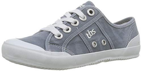 TBS Opiace, Baskets Basses femme, Gris (Bitume), 38 EU