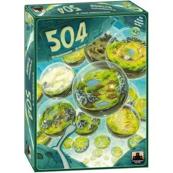 Edge Entertainment 504 - Le jeu des 504 mondes