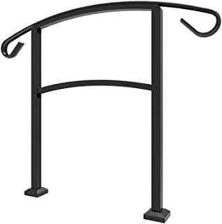 Best exterior metal railing Reviews