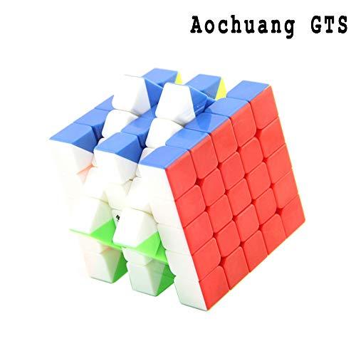 SOKOYO     Cube Professional Speed Smooth Cube Magic Puzzle con un trípode de Cubo y una Bag de Cubo (No Magnetic, Stickerless)