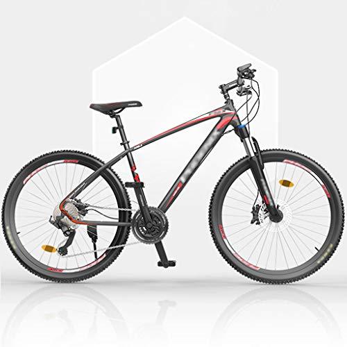 ZRN Classic Road Bikes Adult Mountain Bike 26/27' Wheel 27 Speed Carbon Steel Frame Traditional Bike Bicycle
