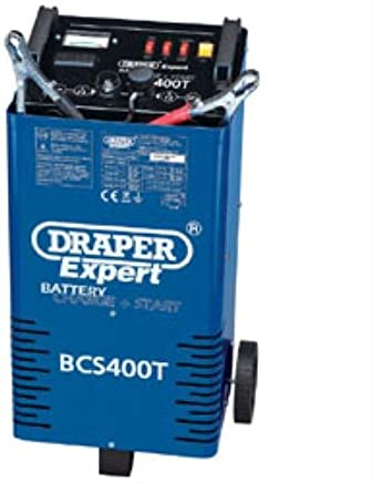 Draper 07263 230V Battery Charger  Starter and Trolley