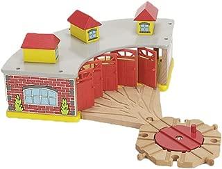 Best wooden train set garage Reviews