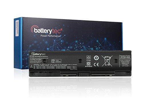 Batterytec® Relacement Laptop Batterie für HP PI06 PI06XL PI09 HSTNN-LB4N LB4O YB4N 710416-001 710417-001 Pavilion 14-E000 15t-E000 15z-e000 17Z-E100 17-J000 17-J157Cl.[10.8V 4400mAh, 1 Jahr Garantie]