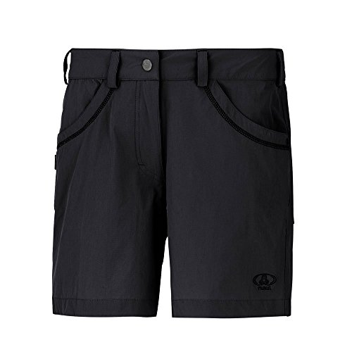 Maul Damen Lyon Shorts, Black, 42